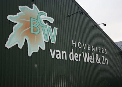 van der Wel Hoveniers